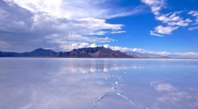 Бонневиль— озеро мировых рекордов