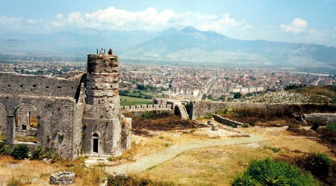 Замок_Албания